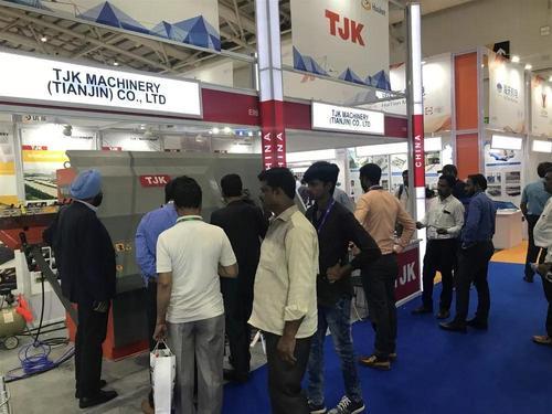 2019第十届印度国际工程机械展建科机械数控钢筋弯箍机备受关注.jpg