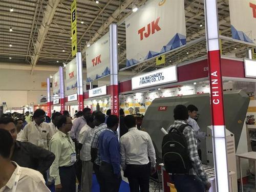 2019第十届印度国际工程机械展建科机械展位盛况一.jpg